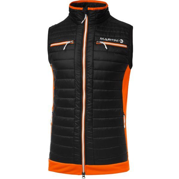 Martini Men Vest 4PEAKS 2.0 black/orange