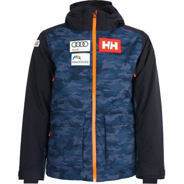 Helly Hansen Junior Team Jacket Canada navy camo