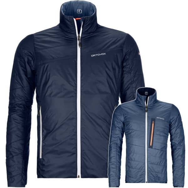 Ortovox Men Jacket PIZ BOVAL dark navy