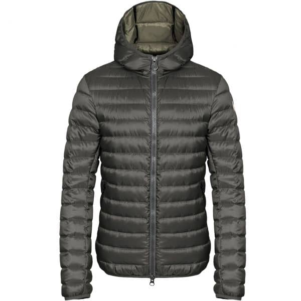 colmar originals men hooded down jacket punk stud grey g nstig kaufen bei xspo. Black Bedroom Furniture Sets. Home Design Ideas