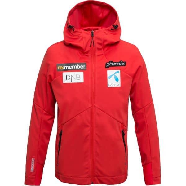 Phenix Men Softshell Jacket Norway Alpine Team