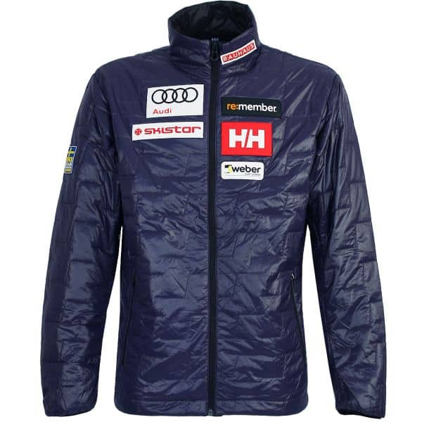 Helly Hansen Men Team Insulator Jacket Sweden graphite blue
