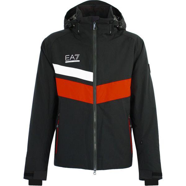 top-rated genuine amazing price best shoes EA7 Emporio Armani Men Ski Jacket black