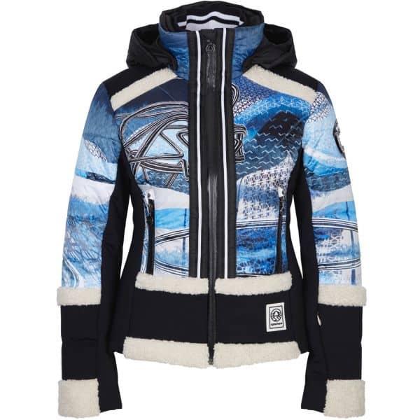 Sportalm Women Jacket 2227121 dream blue